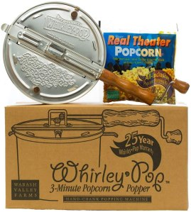 popcorn makers wabash valley farms whirley kit