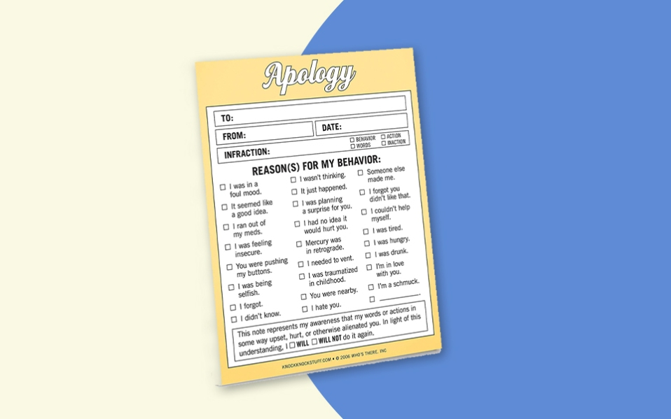 best apology gifts