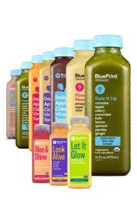 juice cleanse BluePrint
