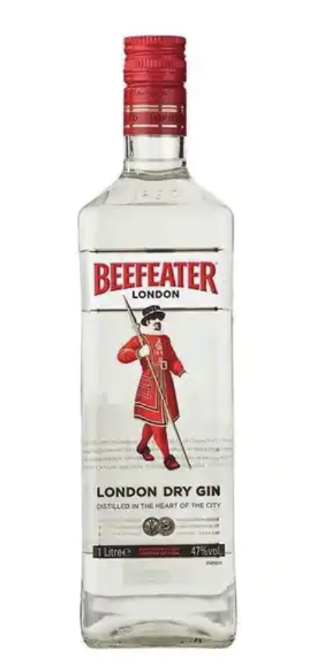beefeater best gin