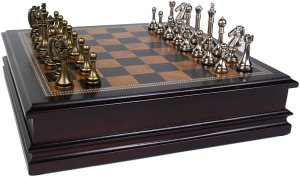 classic game collection chess board, best chess set