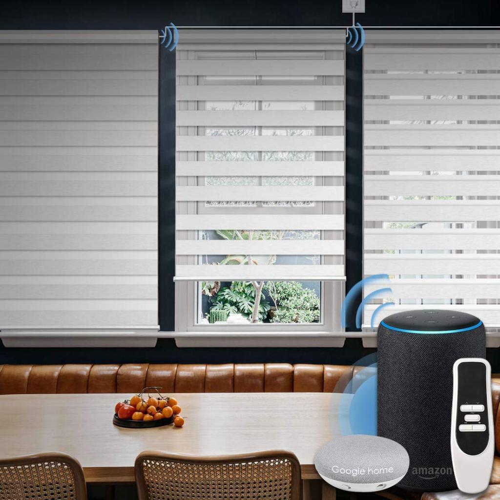 best smart blinds graywind