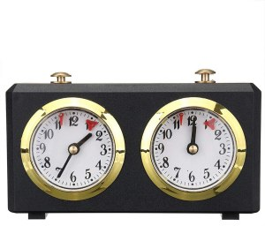 fayle Professional Analog Chess Timer