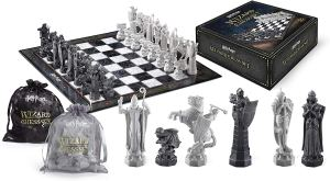 The Noble Collection Harry Potter Wizard Chess Set, best chess sets