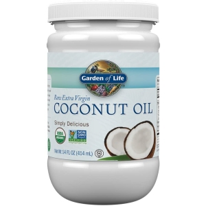 Garden of Life Organic Coconut Oil, best lubricants