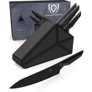 Dalstrong 5-Piece Knife Block Set