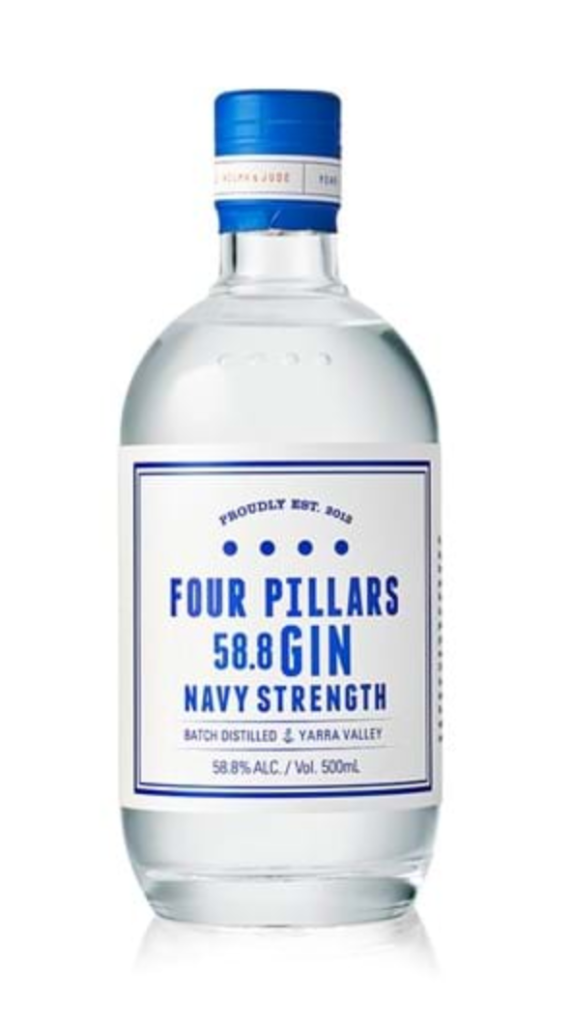 four pillars best gin
