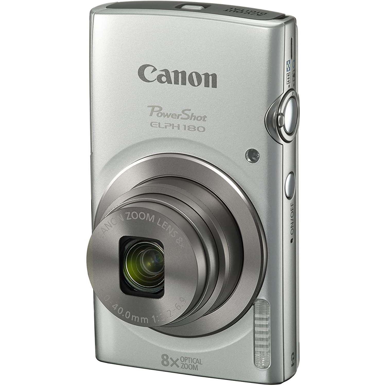 Canon PowerShot Digital Camera w/Image Stabilization