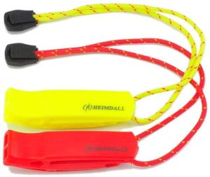 Emergency Whistle 8 x Outdoor Camping Hiking Rescue Emergency Survival Marine Safety Whistle Clip