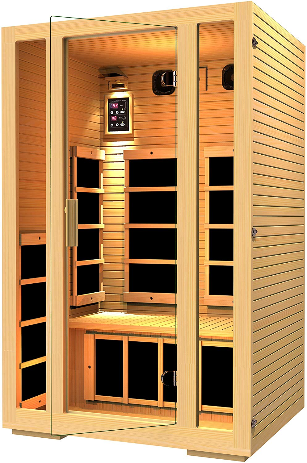 This Two-Person Sauna Is One of Amazons Hidden Gems in