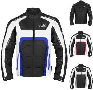 HWK Textile Motorcycle Jacket For Men
