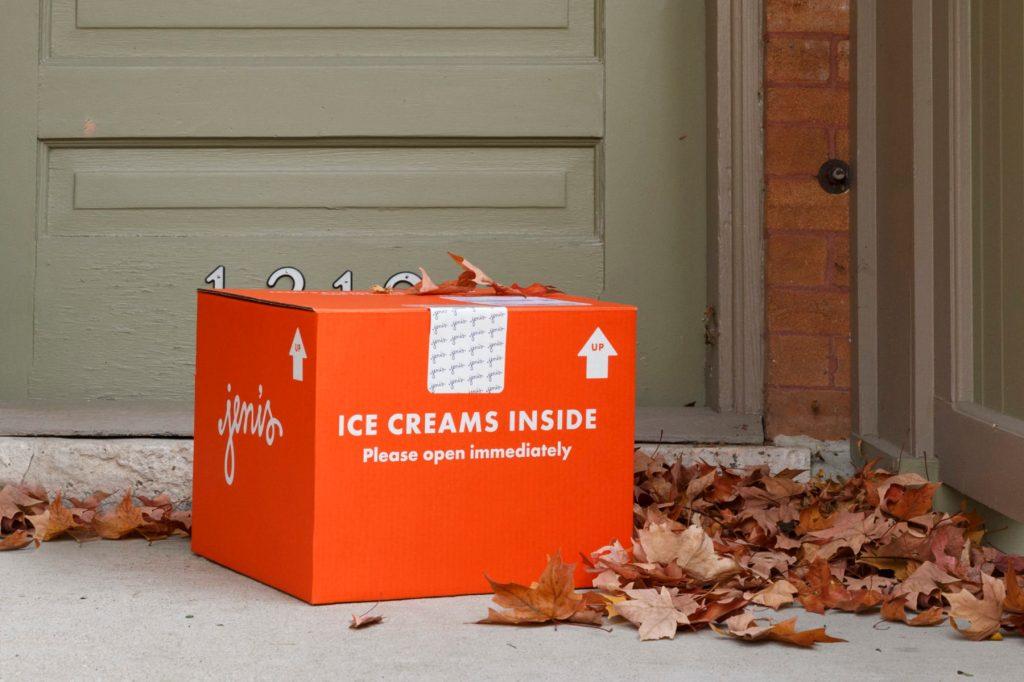 jenis ice cream gift box