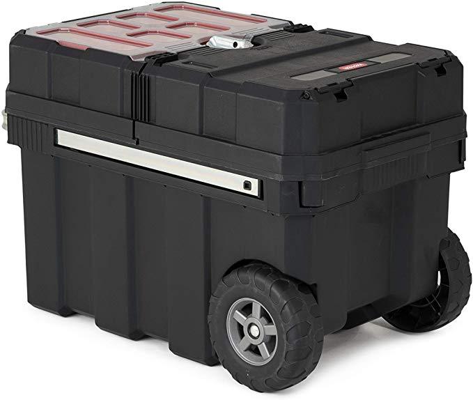 keter garage tool box