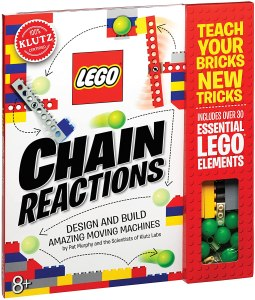 Klutz Chain Reactions kit, science kit