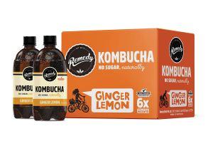 best kombucha brands remedy raw