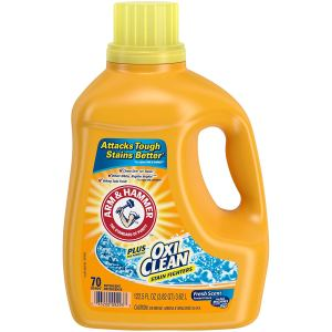 best laundry detergent arm and hammer