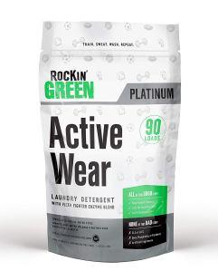 best laundry detergent rocking green