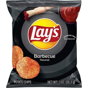 best potato chips lays barbecue flavored