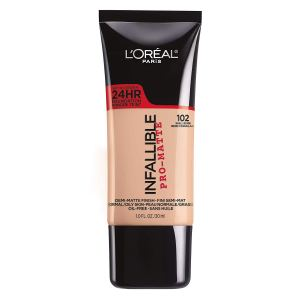 L'Oréal Paris Infallible Pro-Matte Liquid Longwear Foundation