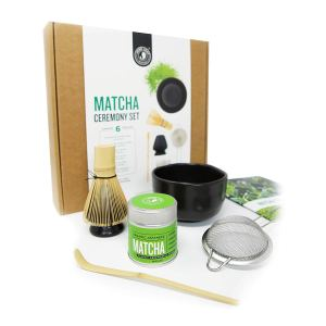 best matcha powder ceremony set