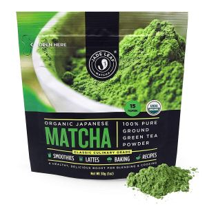 best matcha powder jade leaf