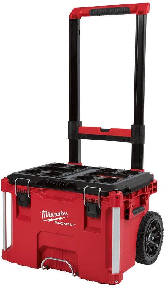 Milwaukee garage tool box
