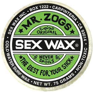 mr zog sexwax surf wax