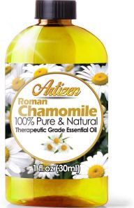 natural muscle relaxer chamomile essential oil