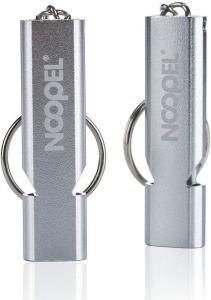 Noopel 2 Pack Emergency Whistles