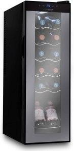 Nutrichef wine cooler, best wine coolers