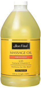 best massage oils bon vital