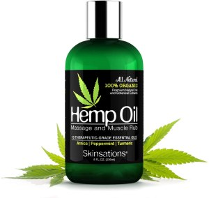 best massage oils hemp oil skinsations
