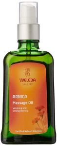 best massage oils weleda