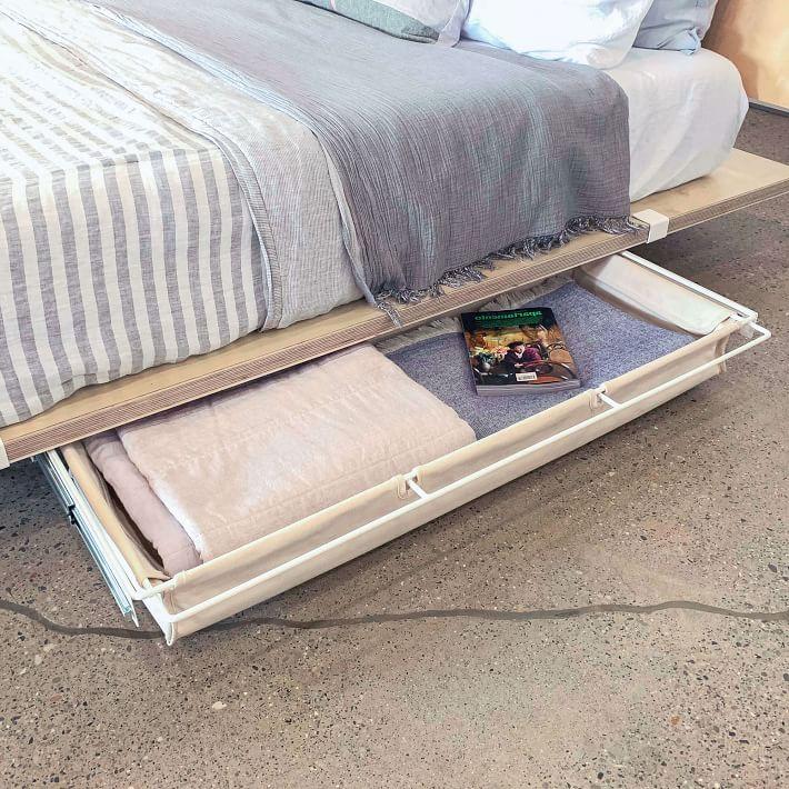 under bed shoe organizer floyd west elm