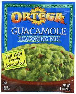 Ortega Guac Mix