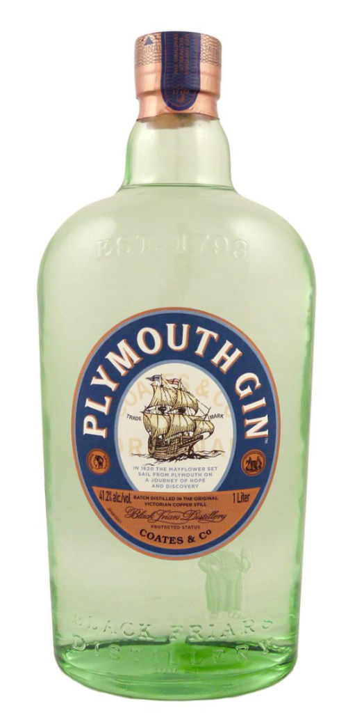 plymouth best gin