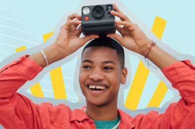 Polaroid Originals Now I-Type Instant Camera, Best Instant Camera