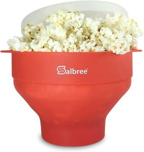 best popcorn maker salbree microwave
