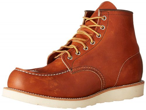 Red Wing Heritage Moc Work Boot