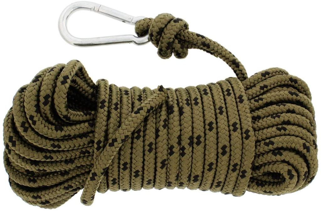 Redneck Convent Nylon Braided Rope