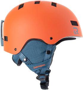 retrospec ski helmet
