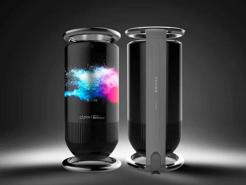 royole mirage smart speaker