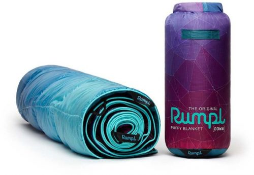 Rumpl Down Travel Blanket