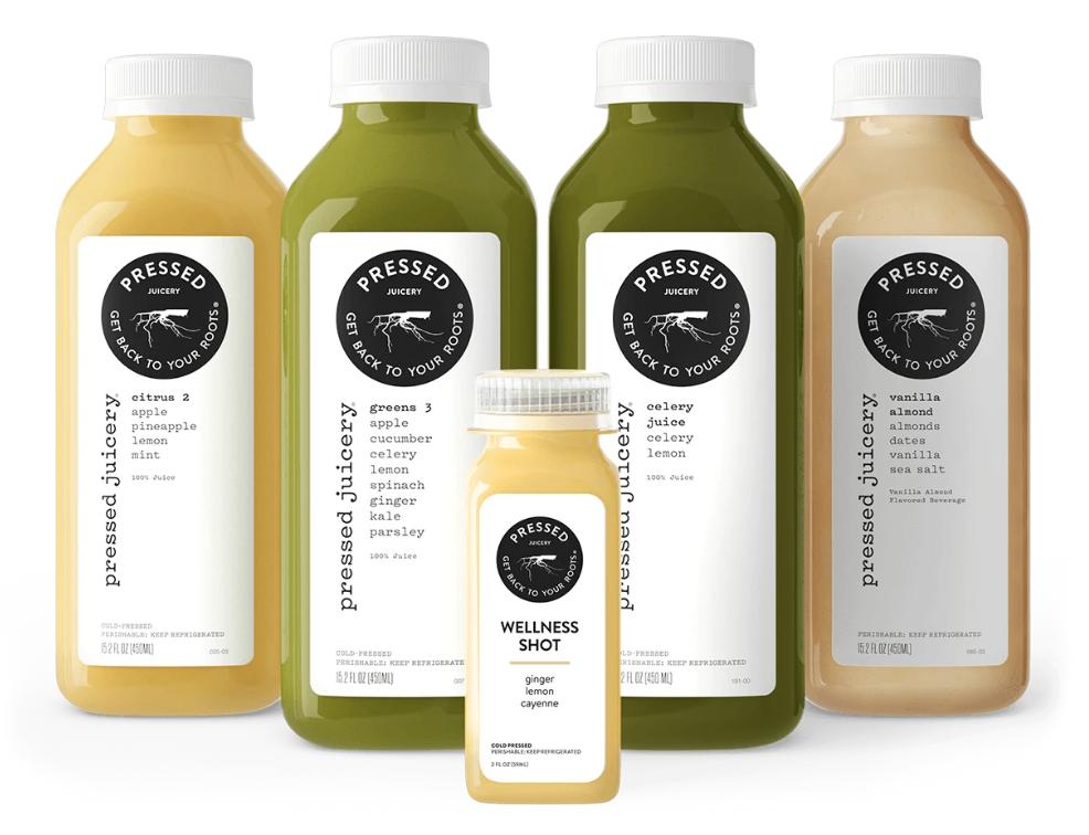 juice cleanse fasting pressed juicery