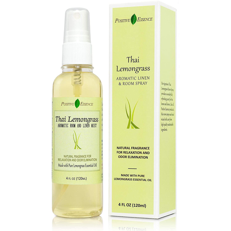 Positive Essence Thai Lemongrass Room Spray