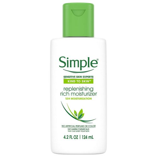 Simple Face Facial Moisturizer