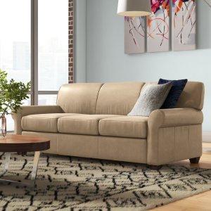 best leather sofas jennifer sleeper