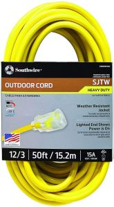 southwire extension cord