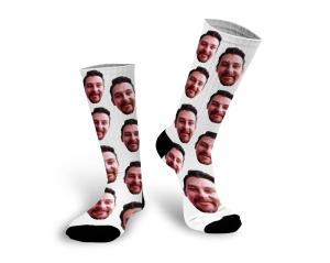 unique mother's day gifts stampoutonline custom face socks