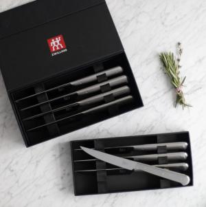 best steak knives - J.A. Henckels Zwilling 8-Pc. Porterhouse Steak Knife Set